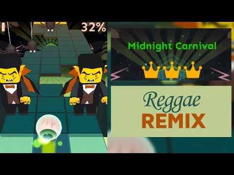 Rolling Sky Midnight Reggae ft. Remix | SHA
