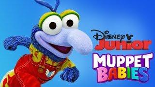 Muppet Babies Gonzo    Puzzles Learning Preschool Games    Disney Junior App For Kids