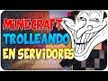 Pobres niños D: | Trolleando en servidor | Minecraft | EP 6
