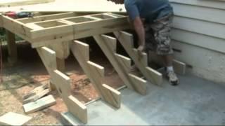 Расчет лестницы(Строительство каркасного дома., 2013-06-05T08:38:38.000Z)