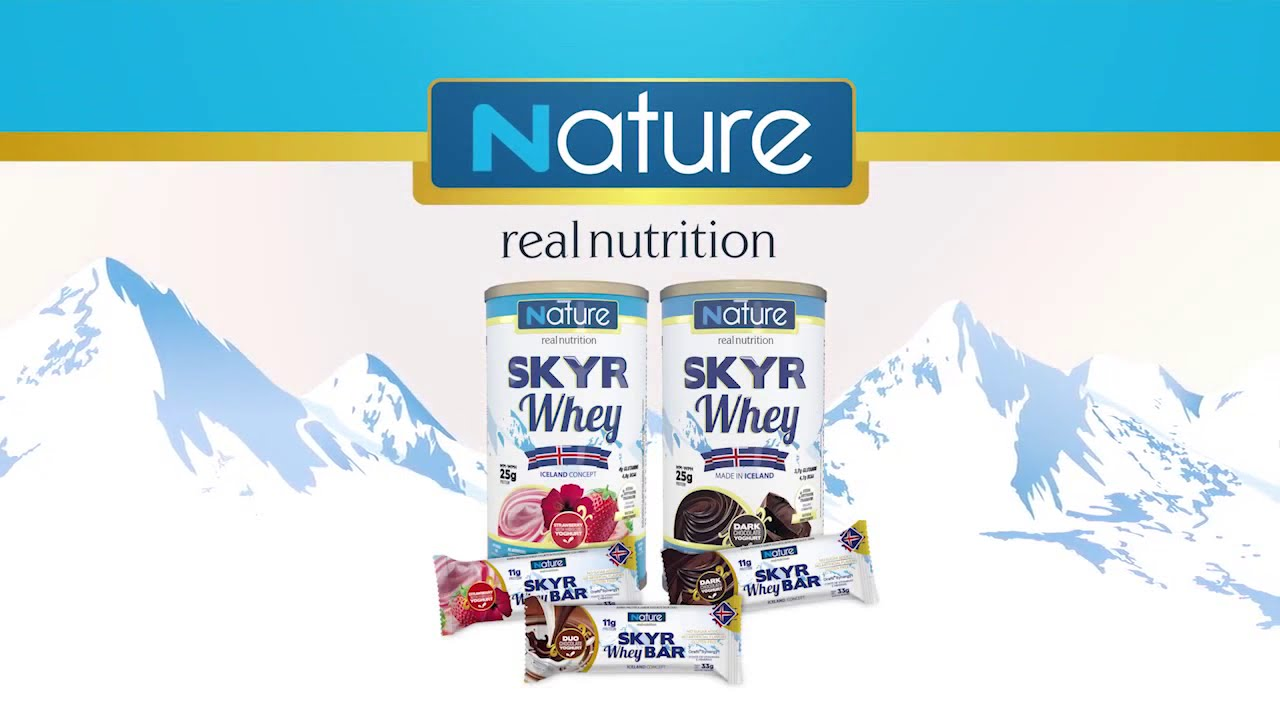Comercial: Skyr Whey - Nature Real