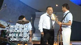 Mirzabek Xolmedov - Rock AC/DC jonli ijro