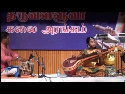 Alayamaniyin Osai Nanketten by Veenai Poornima Murugesan