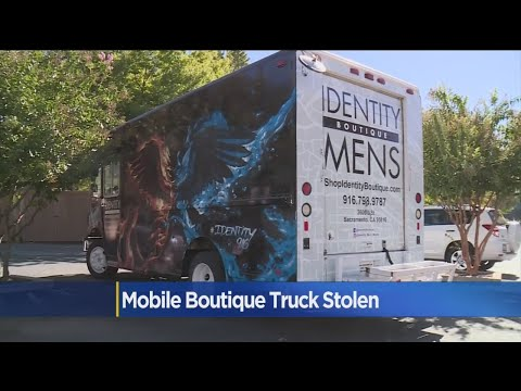 Identity Boutique Truck Stolen, Dumped With Merchandise Missing In Midtown Sacramento