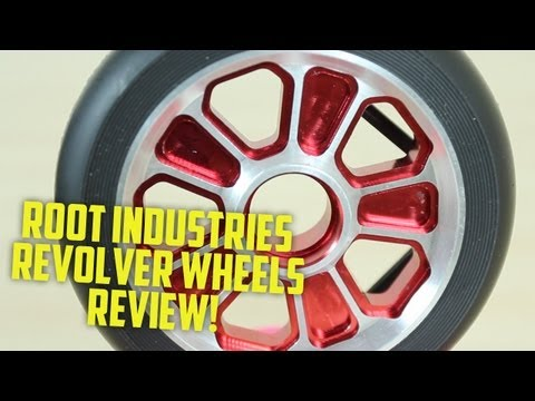 Root Industries Revolver Metal Core Wheels Review | Skates.co.uk