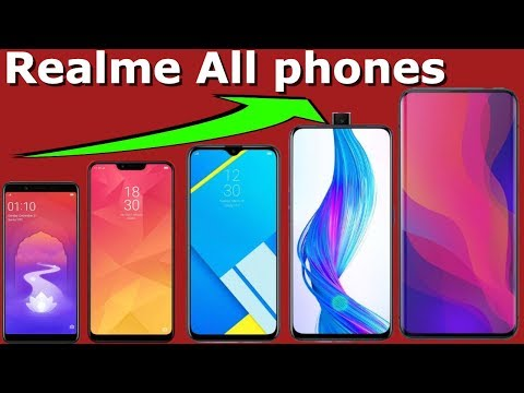 Realme All Mobiles 2017 To 2020 1 To Xpro