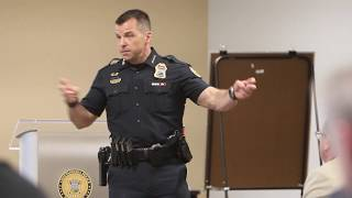 Chattanooga police share what the department's gun unit is doing to reduce gun violence