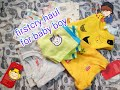Haul for baby Boy | t-shirt shorts & shirt