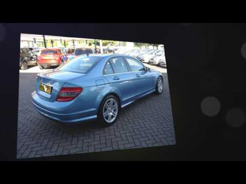 Mercedes-Benz C Class 1.8 4dr Bluef-Cy Sport CGI Auto for sale in Lincoln, Lincolnshire