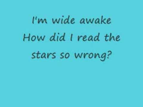 Wide Awake-Katy Perry(Lyrics)