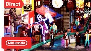NBA 2K Playgrounds 2 - Nintendo Switch   Nintendo Direct 9.13.2018