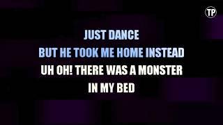 Monster - Lady Gaga | Karaoke LYRICS