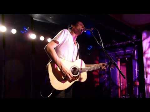 Paul Dempsey - Ashes To Ashes (David Bowie cover)  (live in London, 19.05.10)