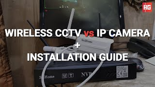 Affordable Wireless CCTV Setup…