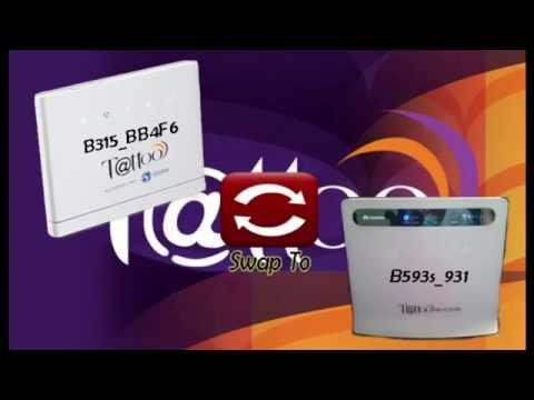 B593s-931 firmware unlock ( 3G only smart bro LTE ) | FunnyCat TV