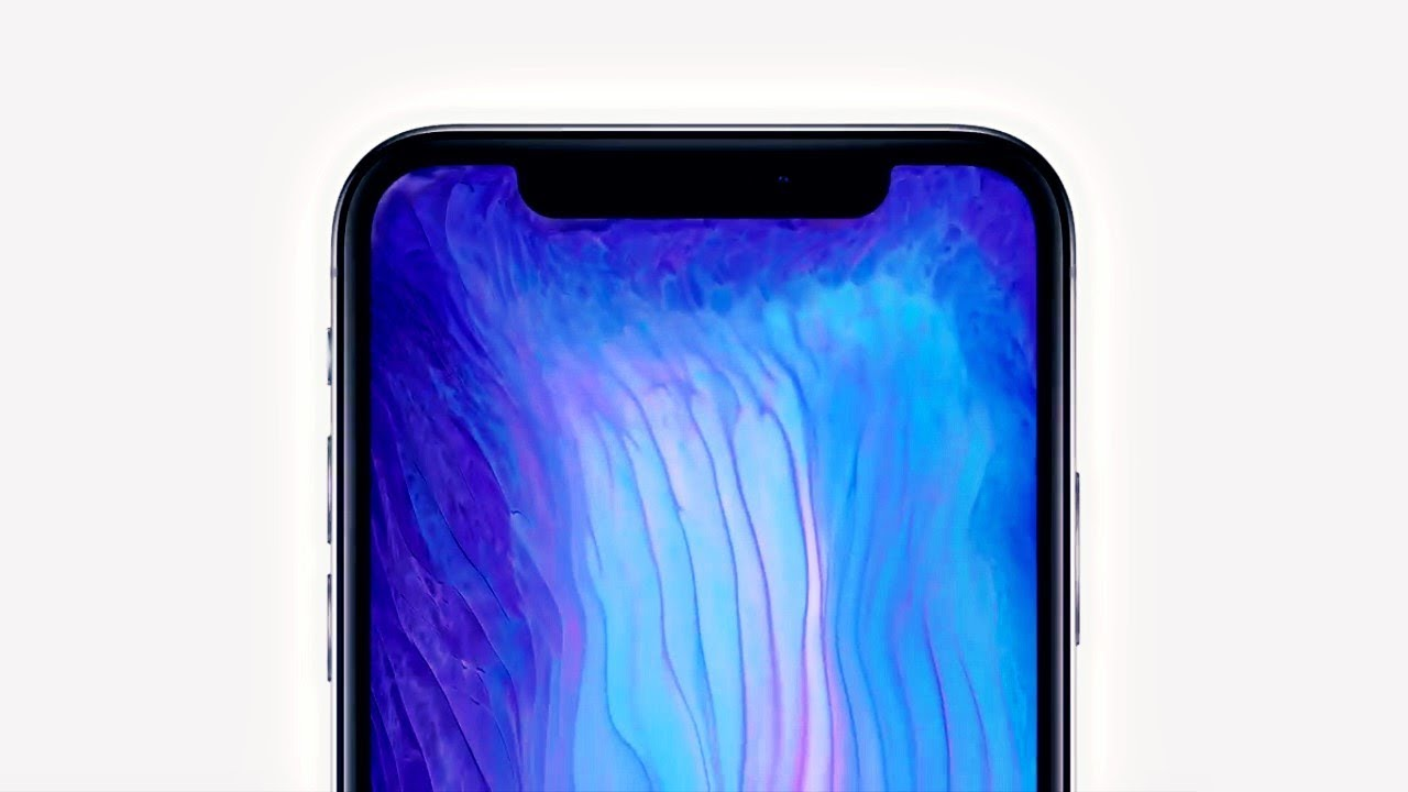 Get iPhone X Fluid Wallpapers on Android