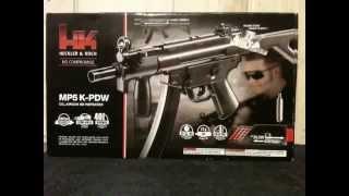 Airgun review: Umarex H MP5 K PDW BB Repeater