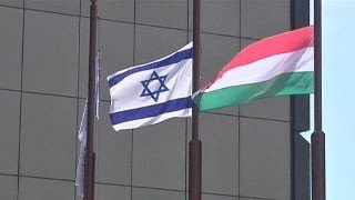 Video Jewish congress held in Hungary amid concerns over rise in anti-Semitism download MP3, 3GP, MP4, WEBM, AVI, FLV Juli 2018