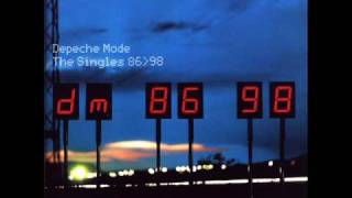 depeche mode never let me down
