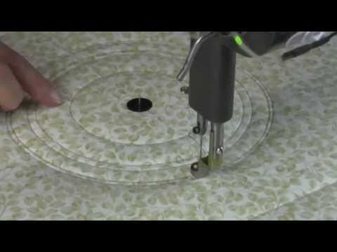 Circles On Quilts By Westalee Design Youtube