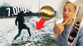 7.000 euro/Bitcoin AAN VUURPIJL BINDEN!