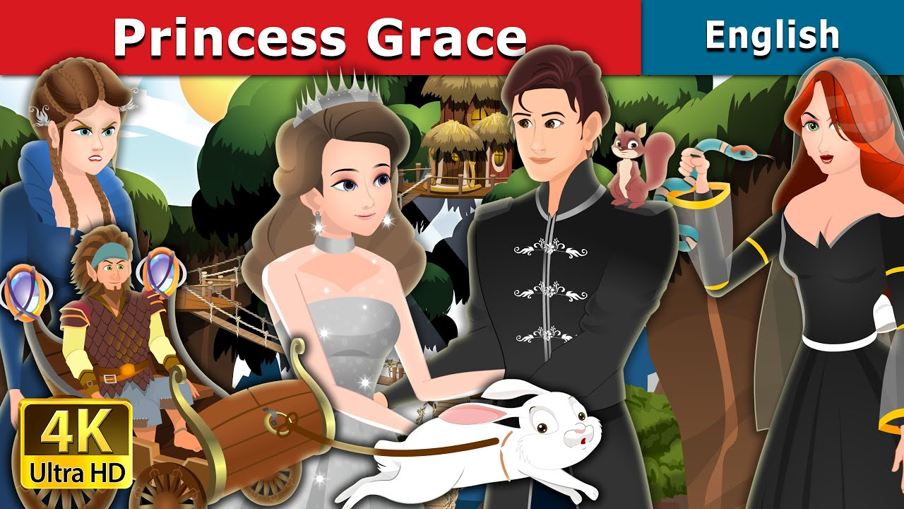 Download Princess Grace Story   Stories for Teenagers   English Fairy Tales
