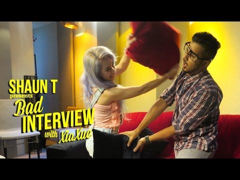 BAD INTERVIEW // XIAXUE