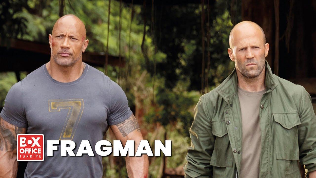 Hızlı ve Öfkeli: Hobbs ve Shaw: Fragman 2 (Türkçe Dublajlı)