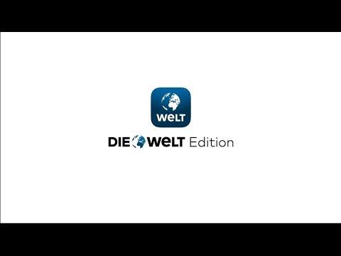 WELT Edition - Die digitale Zeitung für Tablet und Smartphone
