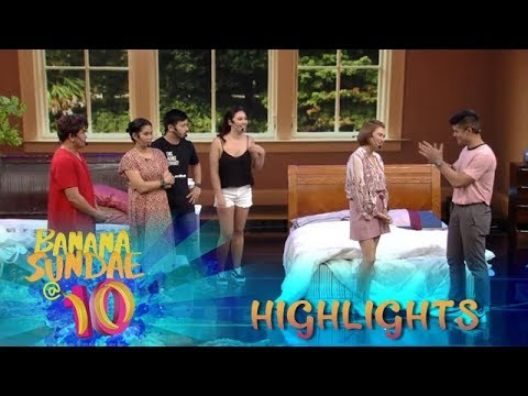 Banana Sundae: BananaKada gets reprimanded by her parents for being untidy (Part 2)