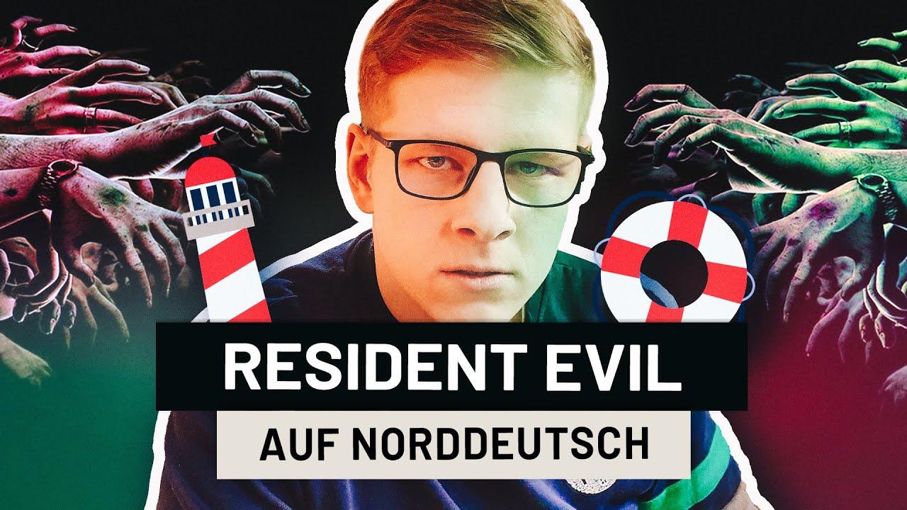 Resident Evil: Die ganze Story auf Norddeutsch feat. Varion