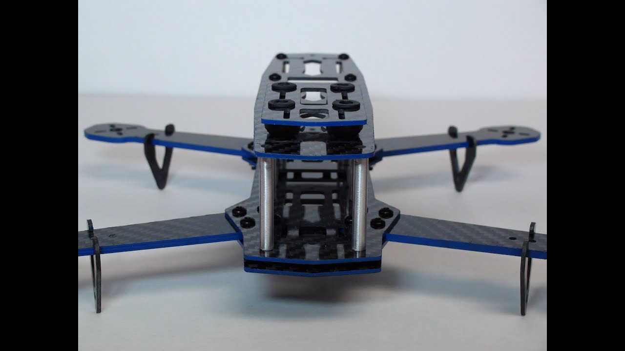 how to paint your drone or mini quad frame zmr250 qav250 youtube - Mini Picture Frame