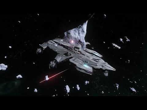 Star Citizen Alpha 3.3 | Hammerhead Ship Battle Gameplay