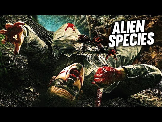 Alien Species (Science-Fiction Film in voller Länge auf Deutsch, Sci-Fi) 👽