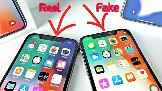 Download Video iPhone X Real Vs Fake, High Super Master Copy Review in Bangla(বাংলা) by Mobile bazaar MP3 3GP MP4