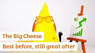 Big Cheese | Best Before Still Great After | Sainsbury's
