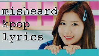 Download some medium rare misheard Kpop lyrics
