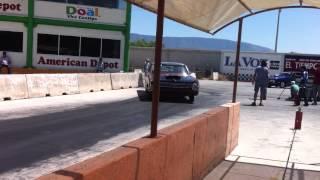 Arrancones autódromo Monclova 27 abril 2014