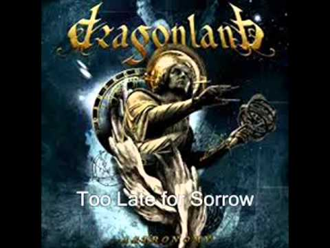 Dragonland - Astronomy (Full Album)