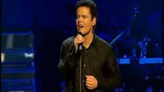 Watch Donny Osmond All Out Of Love video