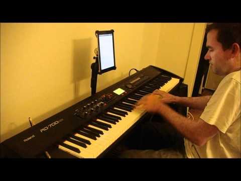 Birdy - 1901 (piano instrumental cover)