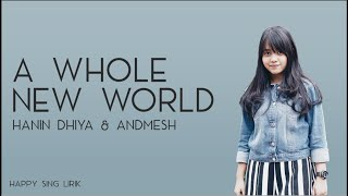 Download Mp3 Peabo Bryson, Regina Belle - A Whole New World  Cover By Hanin Dhiya & Andme