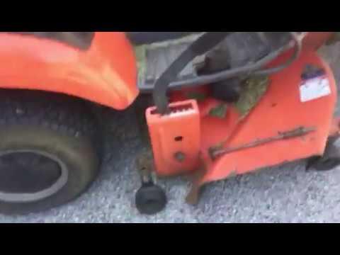 Simplicity mower problems