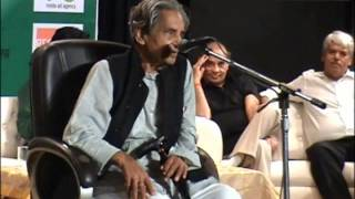 Noted Poet Gopal Das Neeraj in a