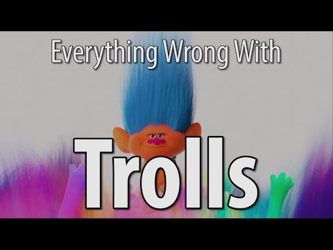 Everything Wrong With Trolls In 18 Minutes Or Less