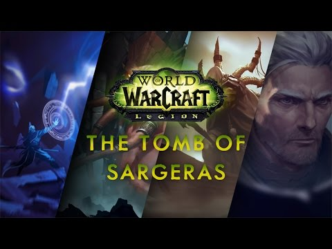 The Tomb of Sargeras : The Complete Audio Drama