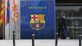 Football : le siège du FC Barcelone perquisitionné, plusieurs arrestations