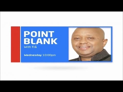 Joshua Kuttuny on the handshake, maize politics and corruption wars | POINT BLANK