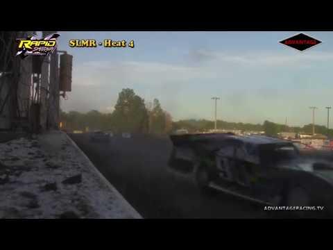 SLMR Heats - Rapid Speedway - 5/25/18