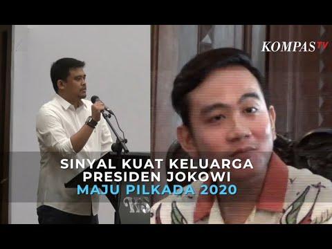 Sinyal Kuat Keluarga Presiden Jokowi Maju Pilkada 2020